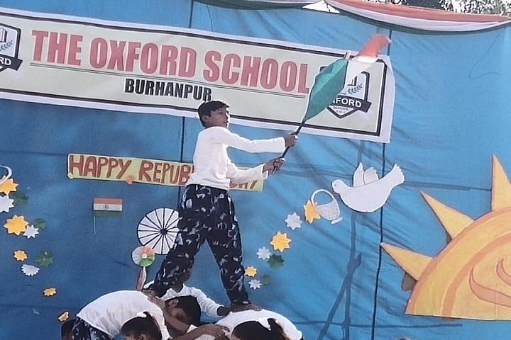The Oxford School-Republic Day Celebration