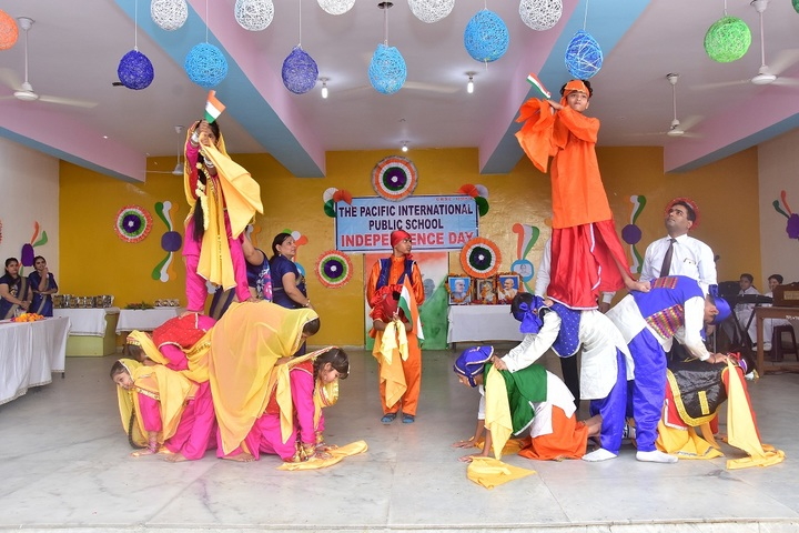 The Pacific International Public School-Republic Day