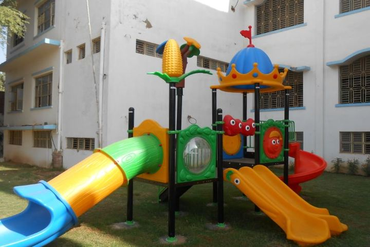 The Radiant School-Play Area