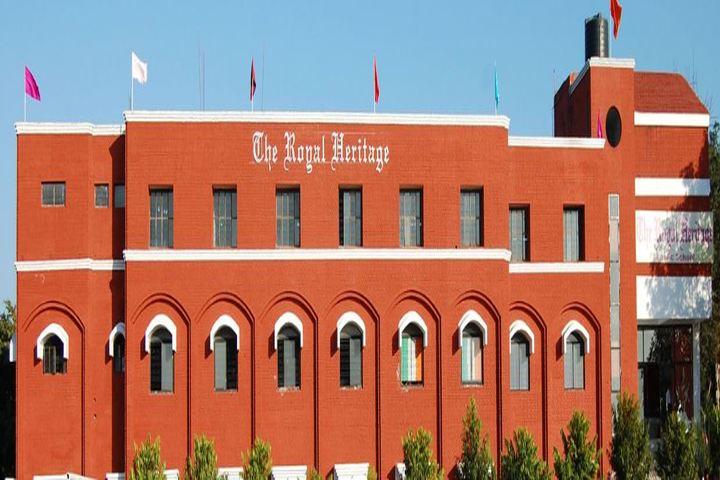 The Royal Heritage Public School-Campus View