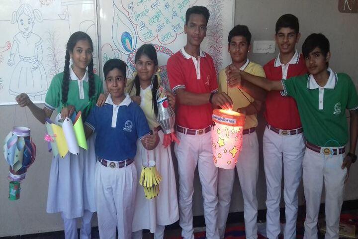 The Sanskar Valley Public School-Art and Craft