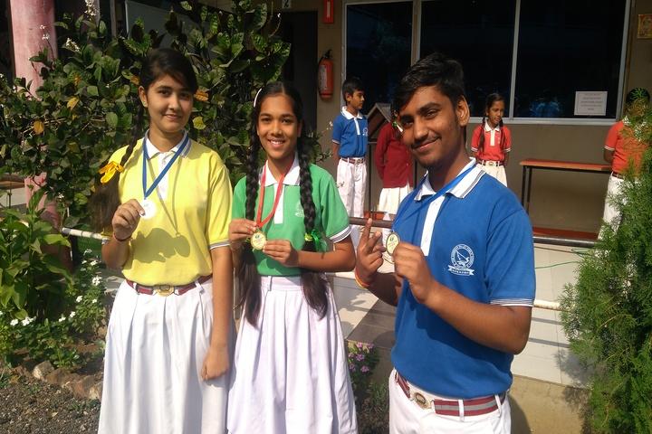 The Sanskar Valley Public School-Awards