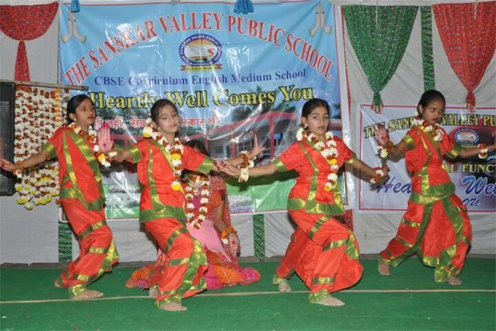 The Sanskar Valley Public School-Culturals