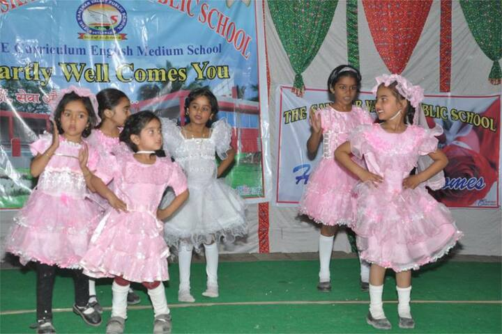The Sanskar Valley Public School-Dance Performance