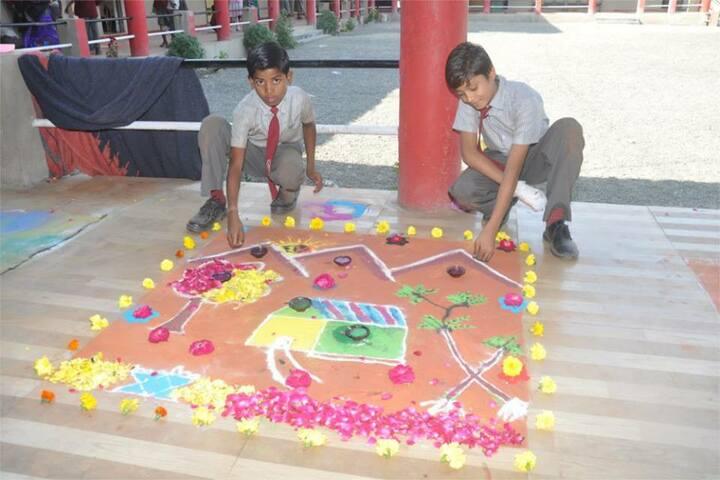 The Sanskar Valley Public School-Drawing