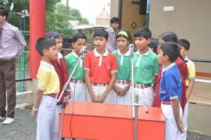 The Sanskar Valley Public School-Group Song