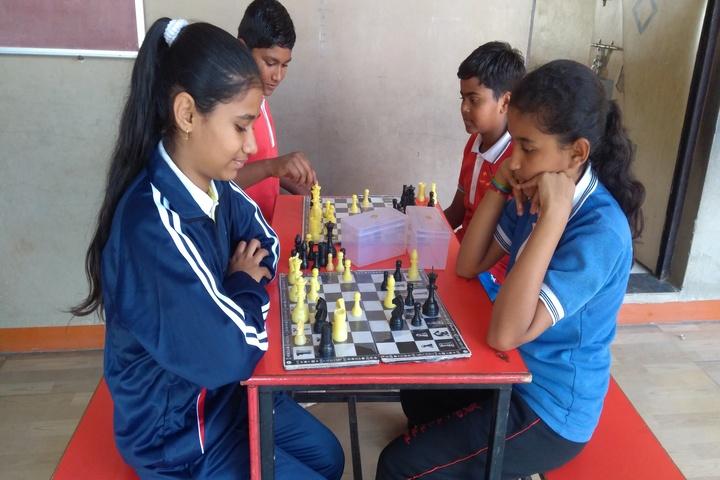 The Sanskar Valley Public School-Indoor Games