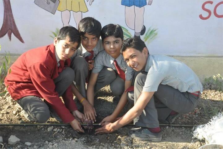 The Sanskar Valley Public School-Plantation