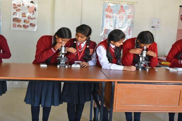 Cambridge Public School-Laboratory