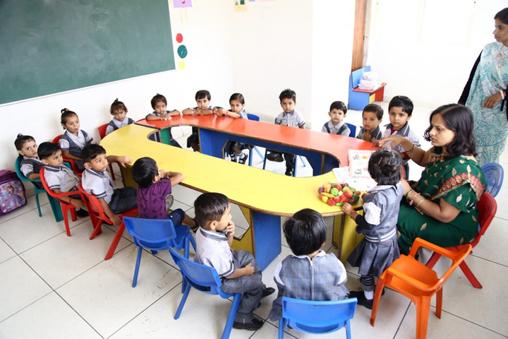 The Sardana International School-Activity Room