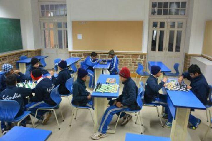 The Scindia School-Chess