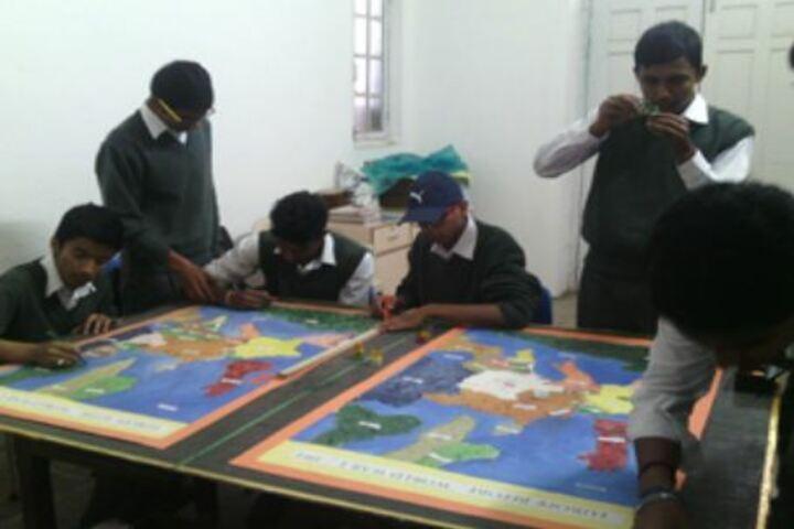 The Scindia School-Heritege Club