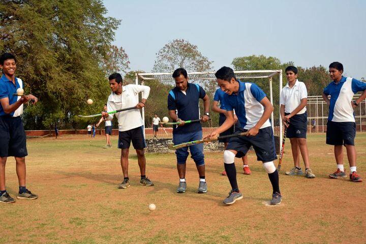 The Scindia School-Hockey