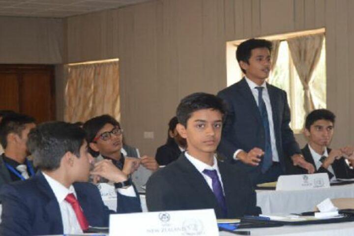 The Scindia School-Meeting