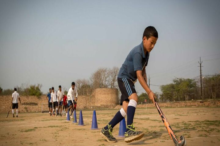 The Scindia School-Sports