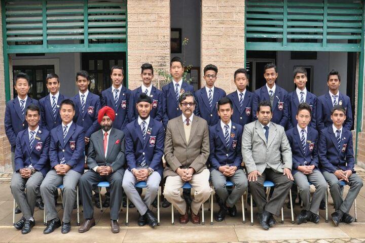 The Scindia School-Students