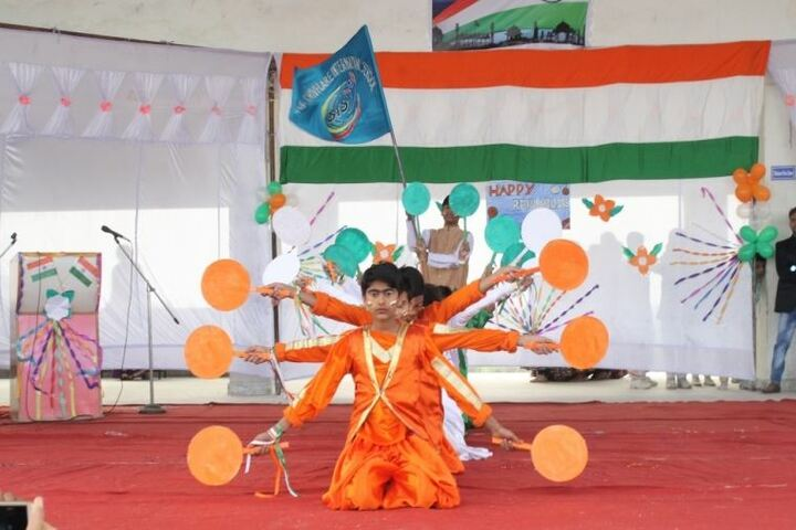 The Shivhare International School-Dance Performance