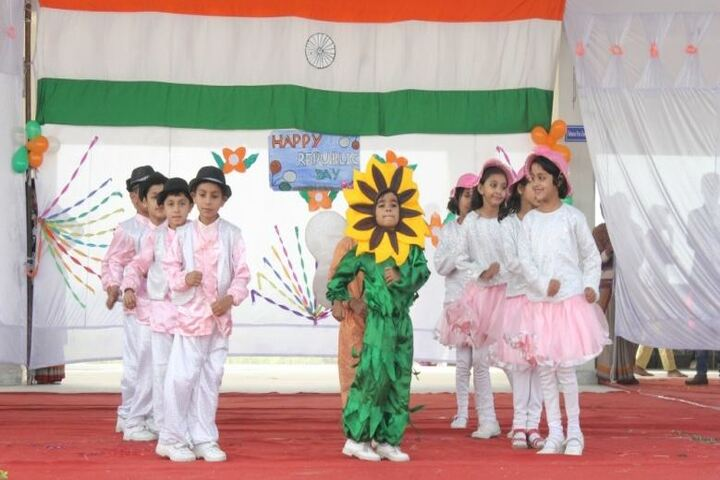 The Shivhare International School-Fancy Dress