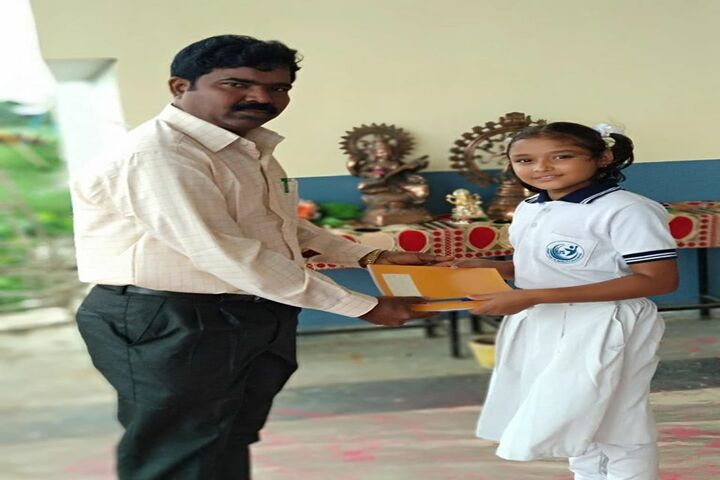 The Shivhare International School-Achievement