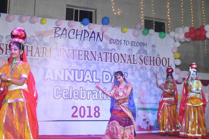 The Shivhare International School-Annual Day