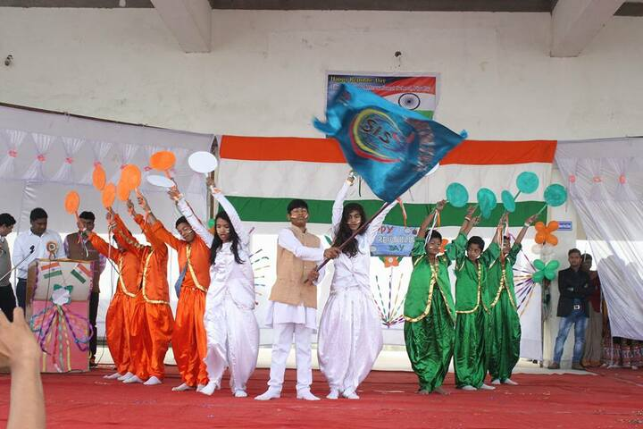 The Shivhare International School-Republic Day Celebration