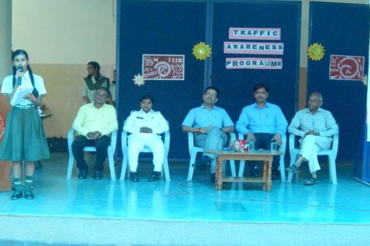 The South Indian Cultural Association Senior Secondary School-Awareness Programme