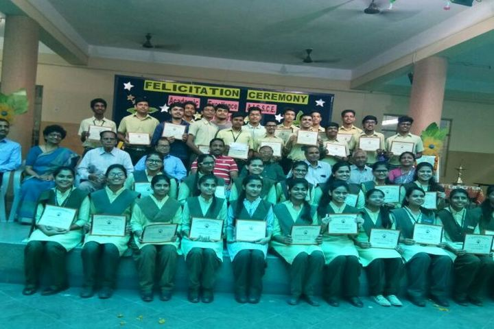The South Indian Cultural Association Senior Secondary School-Certification