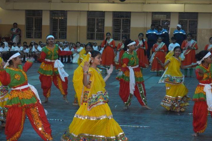 The South Indian Cultural Association Senior Secondary School-Culturals