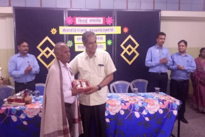 The South Indian Cultural Association Senior Secondary School-Gifts