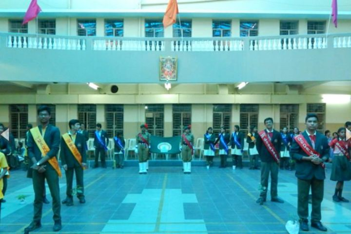 The South Indian Cultural Association Senior Secondary School-Investiture Ceremony