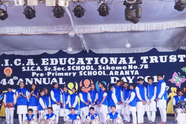 The South Indian Cultural Association Senior Secondary School-Music