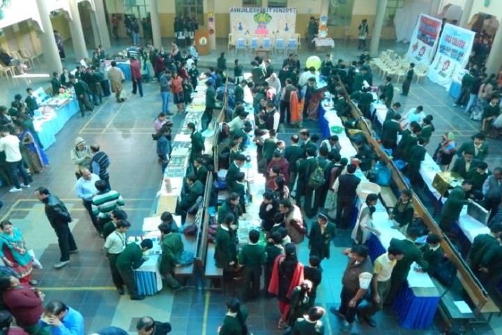 The South Indian Cultural Association Senior Secondary School-School Exhibition