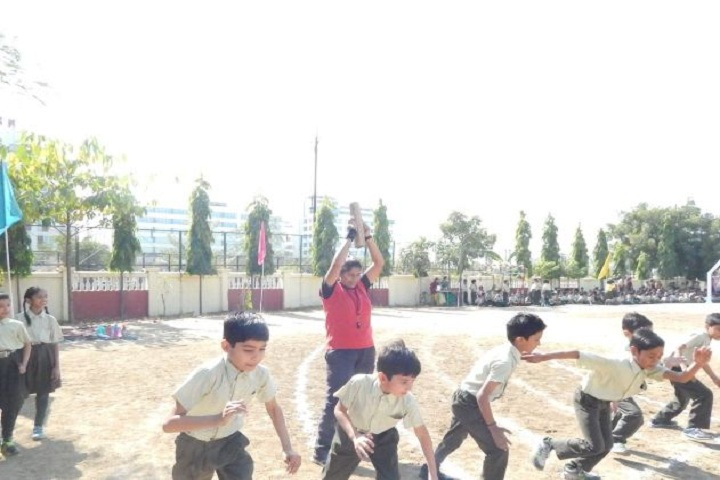 The South Indian Cultural Association Senior Secondary School-Sports Day