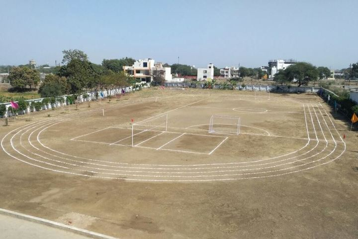 The South Indian Cultural Association Senior Secondary School-Play Ground