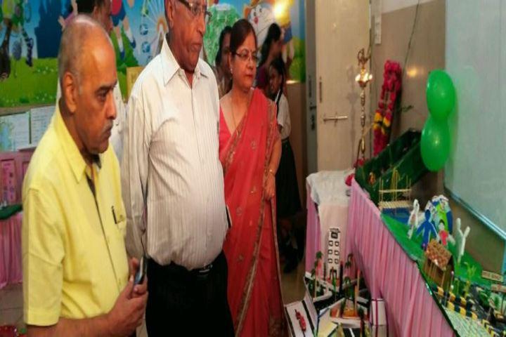 The South Indian Cultural Association Senior Secondary School-Science Fair
