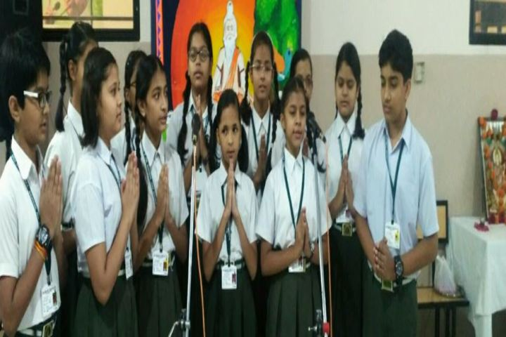 The South Indian Cultural Association Senior Secondary School-Singing