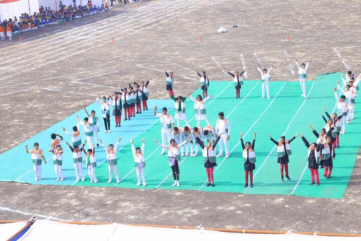 The Vardhaman Heights International School-Sports Meet