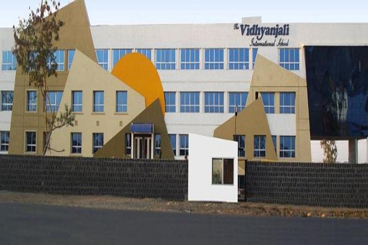 The Vidhyanjali International School-Campus View