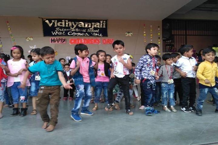 The Vidhyanjali International School-Childrens Day