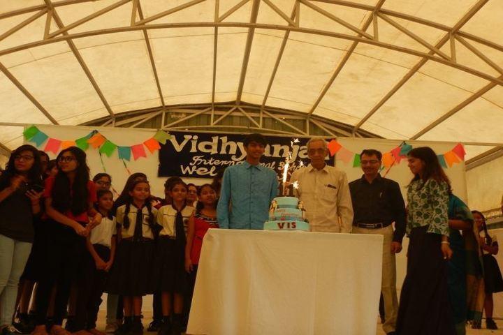 The Vidhyanjali International School-Foundation Day