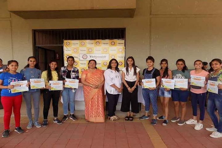 The Vidhyanjali International School-Presentation