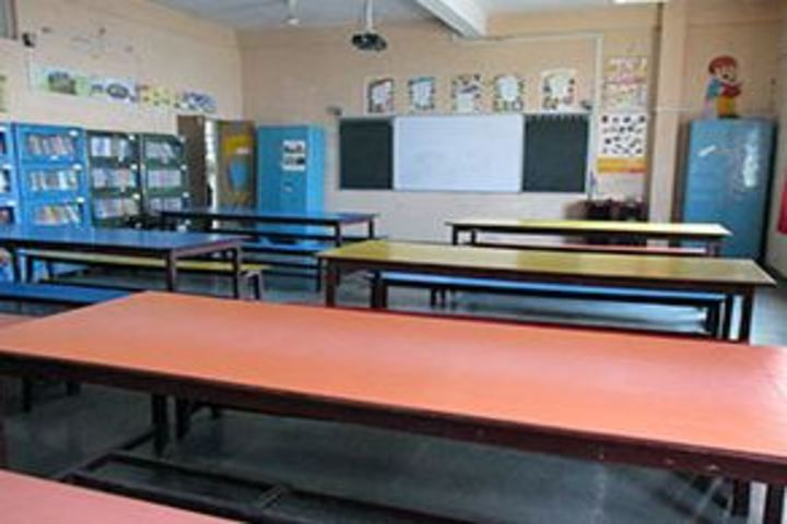 The Wood Stock School-Learning Resource Centre