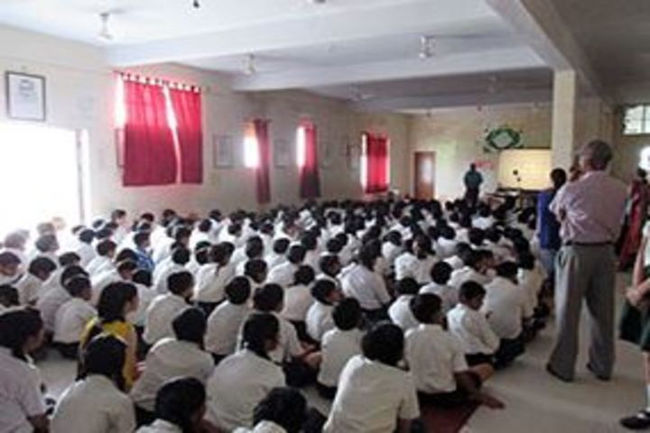 The Wood Stock School-Multipurpose Hall
