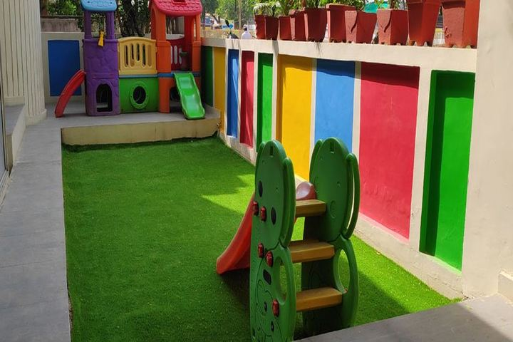 The Wood Stock School-Play Area
