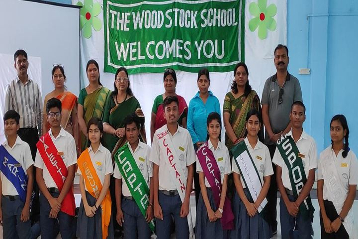 The Wood Stock School-Students