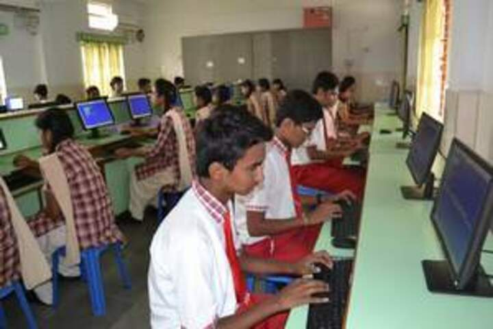Trinity Convent Higher Secondary School-Computer Lab