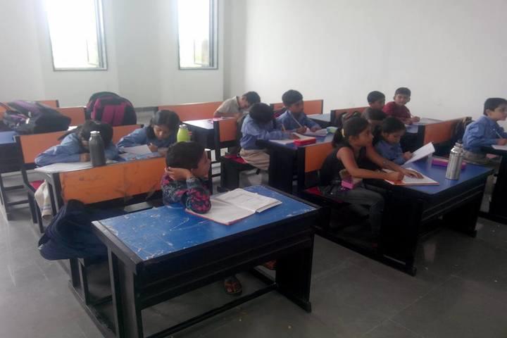 Triumphal Arch Academy-Classroom