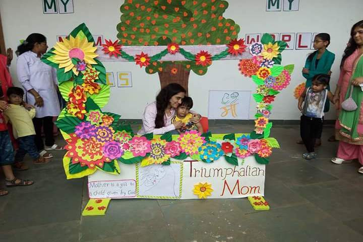Triumphal Arch Academy-Mothers Day Celebrations