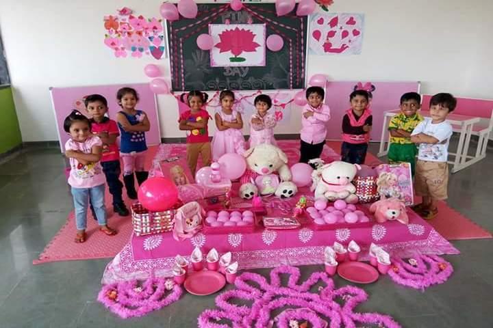 Triumphal Arch Academy-Pink Day