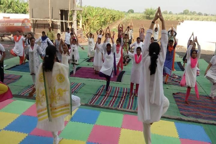 Triumphal Arch Academy-Yoga